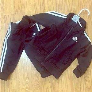 6 month adidas tracksuit